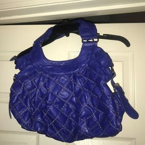 Handbags - Blue purse!